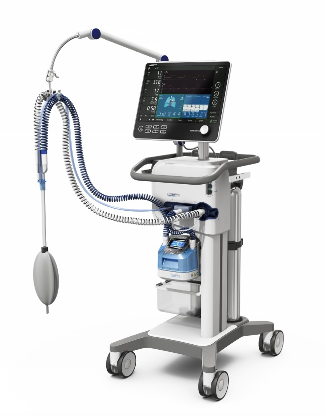 Ventilador mecanico invasivo 3